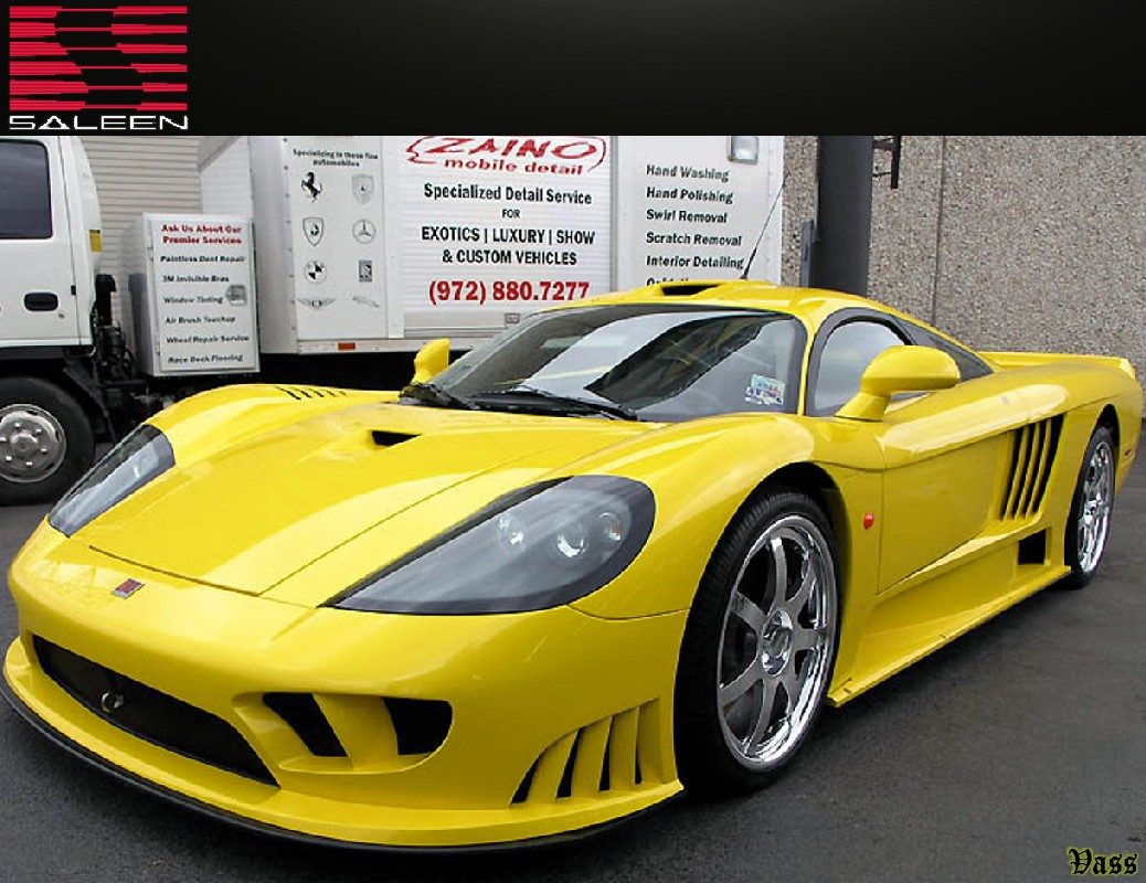 Saleen 7 wallpaper