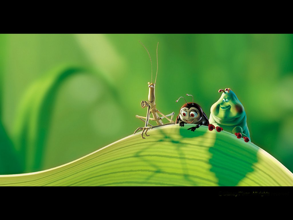 A bugs life 4