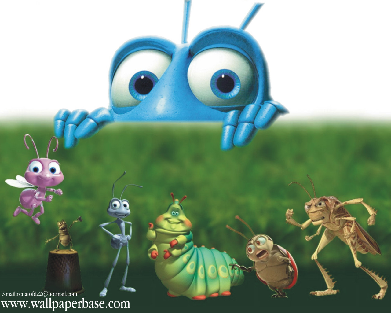 A bugs life 7