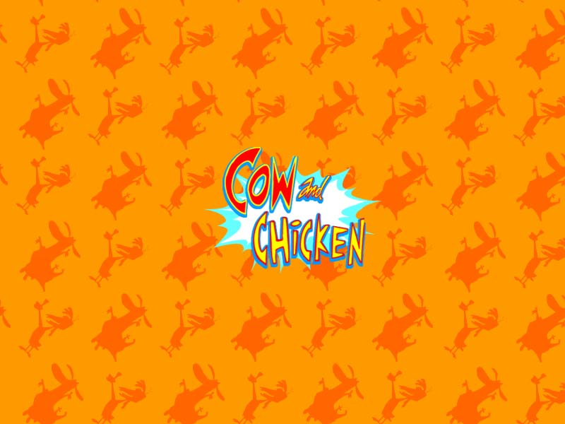 Cow and chicken 5