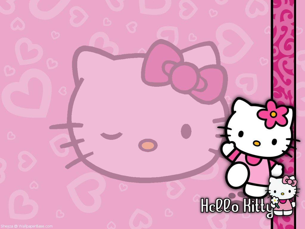 Best Wallpaper Hello Kitty Plain - hello_kitty_1  Image_139068.jpg