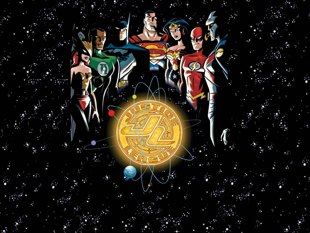 You are viewing the cartoons justiceleague wallpaper named Justice league 2.