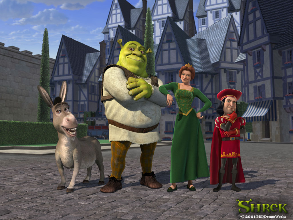 shrek 1 review essays Imogen tilden meets the team behind shrek, the highly-acclaimed animated film which is on target to become the most successful movie of the year.