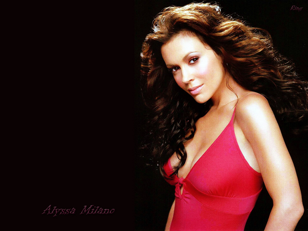 Alyssa Milano wallpaper, alyssa milano red carpet, alyssa milano news, alyssa milano wallpaper widescreen-32