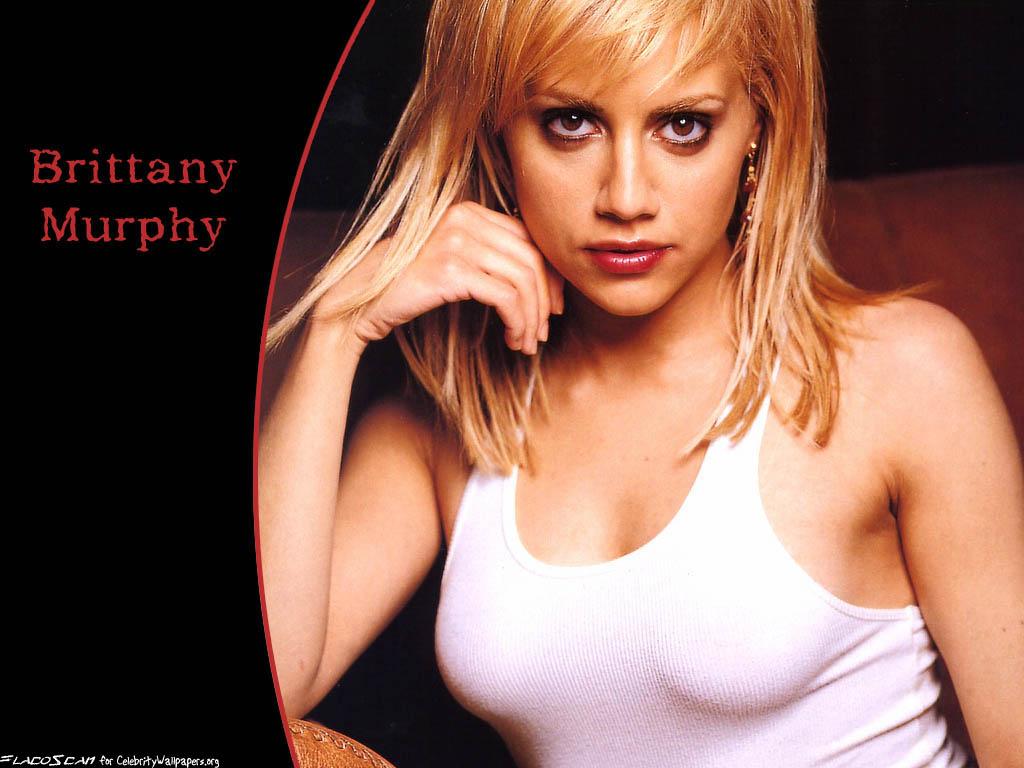 download celebs brittanymurphy wallpaper,