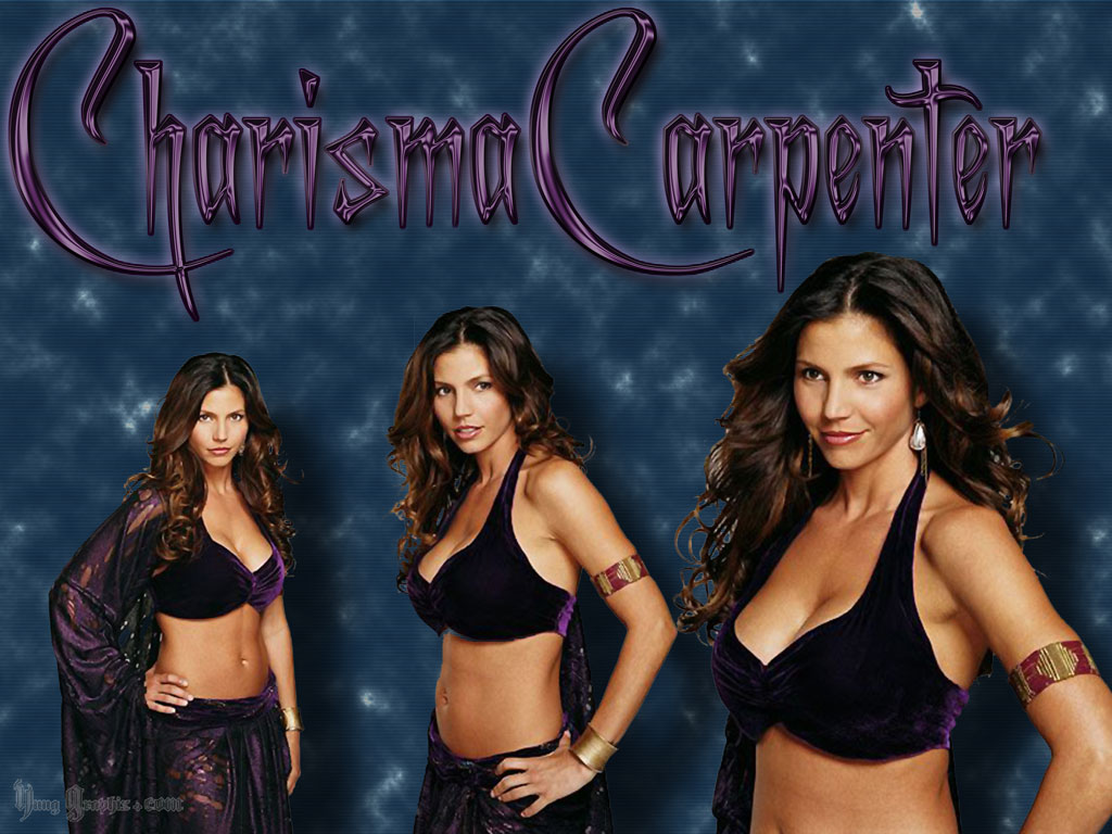 Charisma carpenter 5