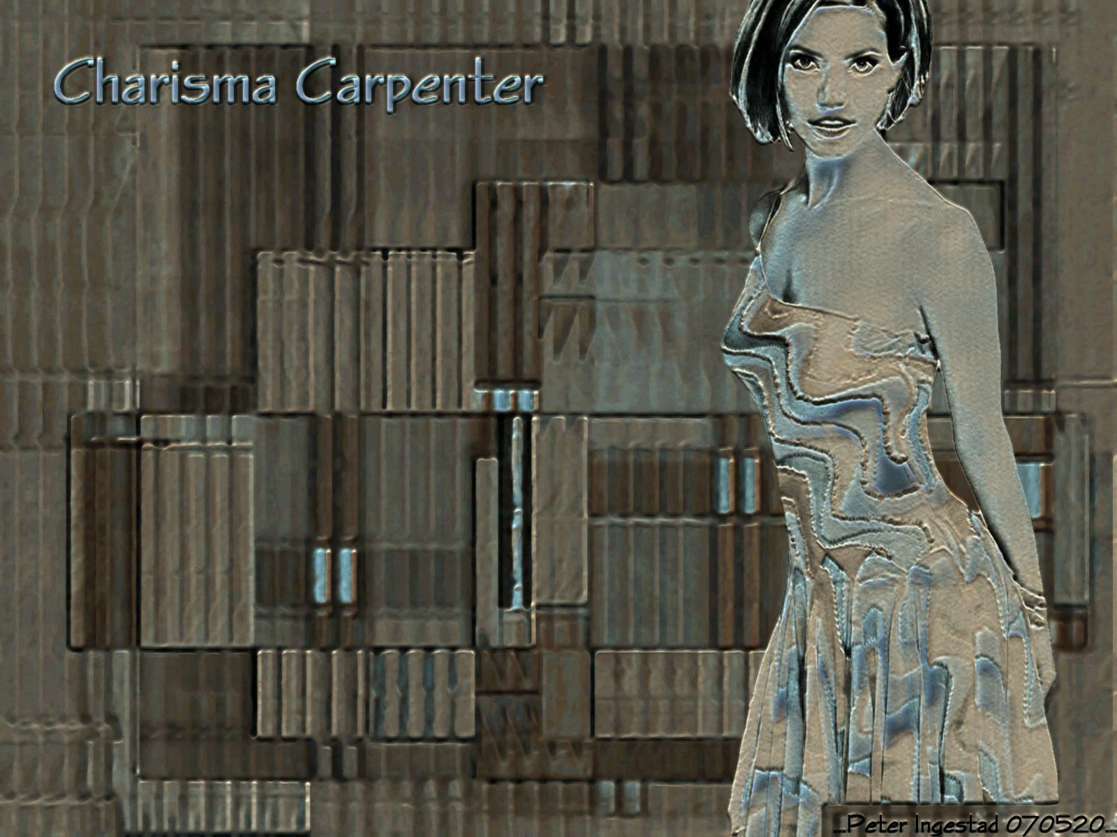 Charisma carpenter 6