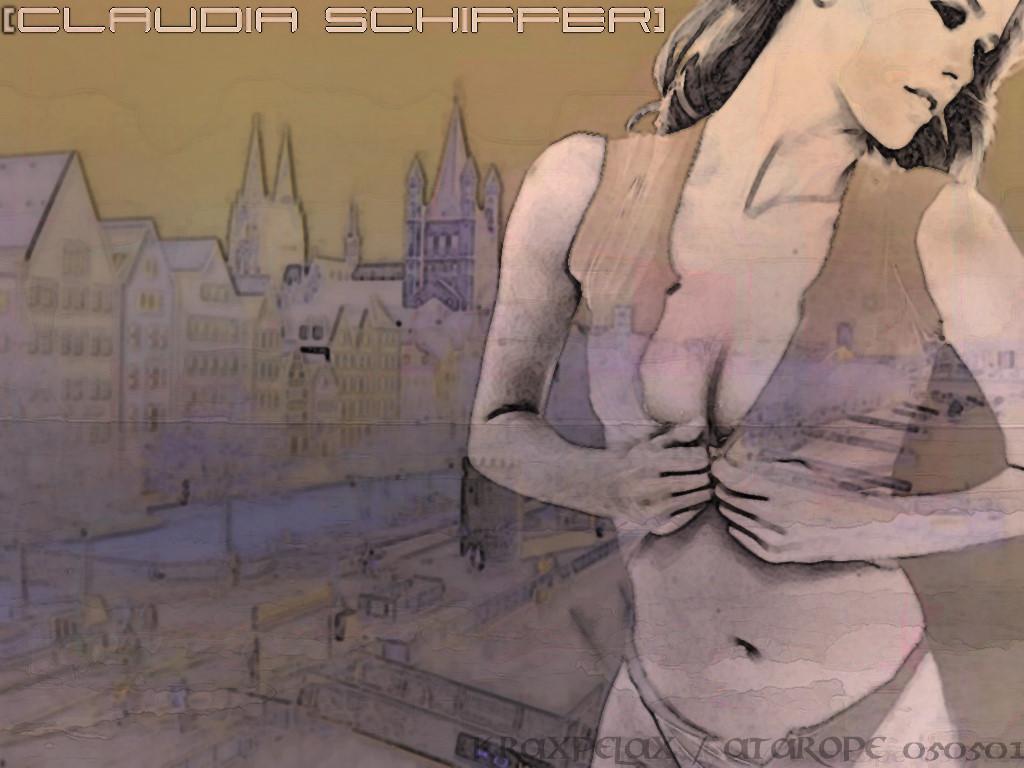 Claudia schiffer 42