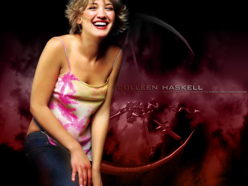 Colleen haskell 1