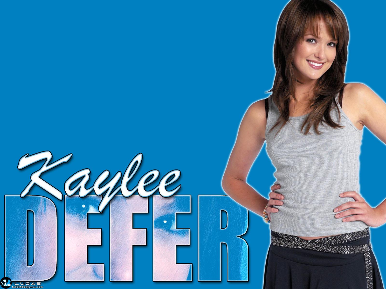 Kaylee defer 1
