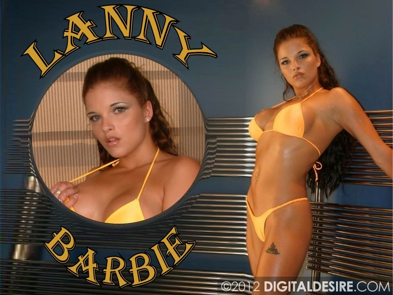 lanny barbie website: