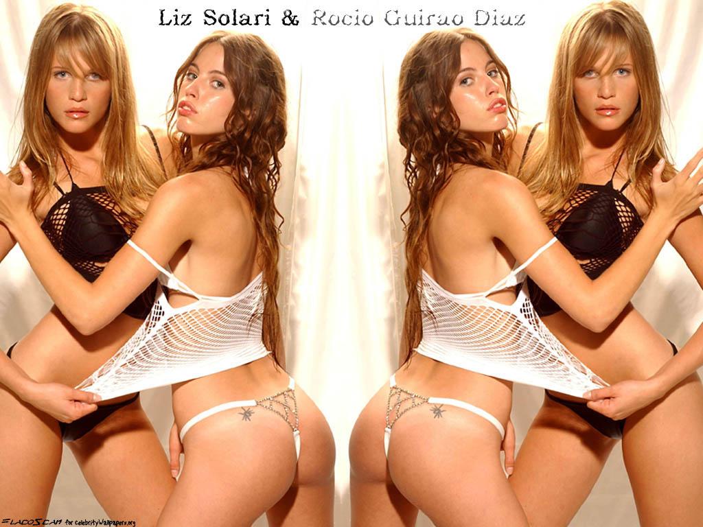 liz solari 3 Gorgeous teen posing sideways in the nude