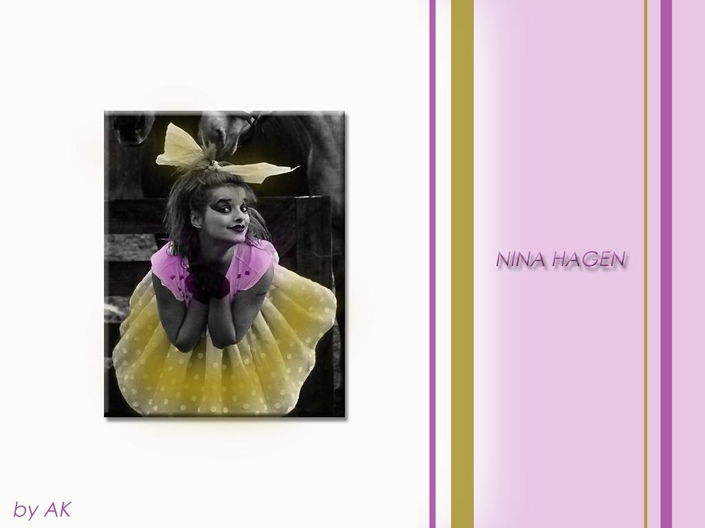 Nina hagen 16