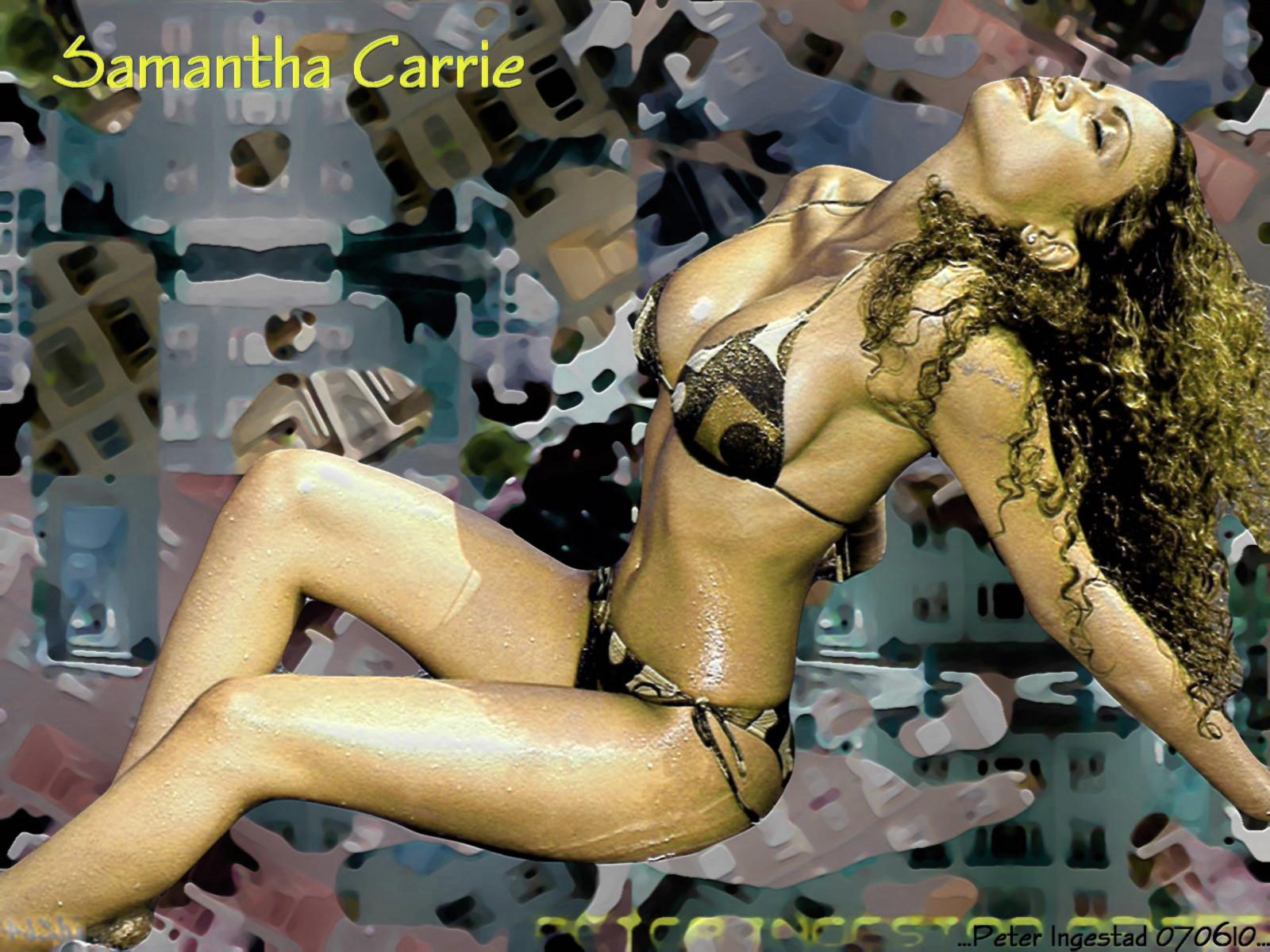 Samantha carrie 1