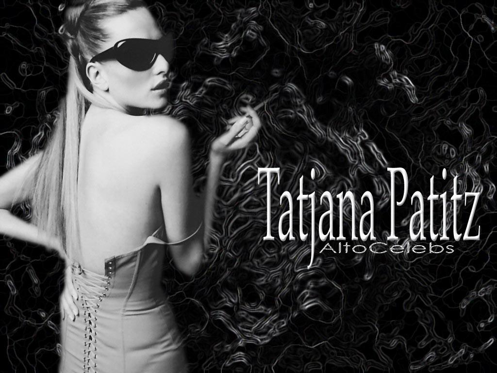 Tatjana patitz 1