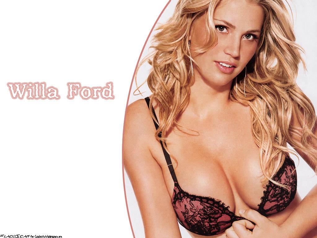 Willa Ford Hot Bra