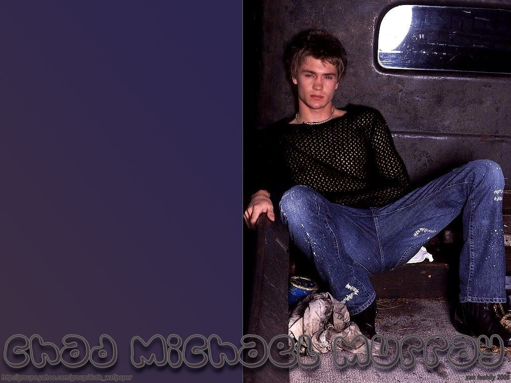 Chad michael murray 1