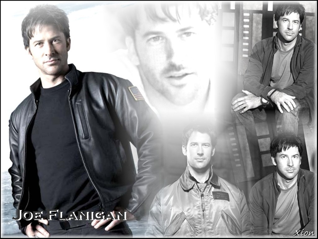 Joe Flanigan - Wallpaper Colection
