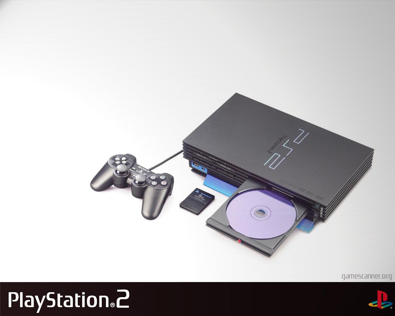 Playstation 2 2 Wallpaper