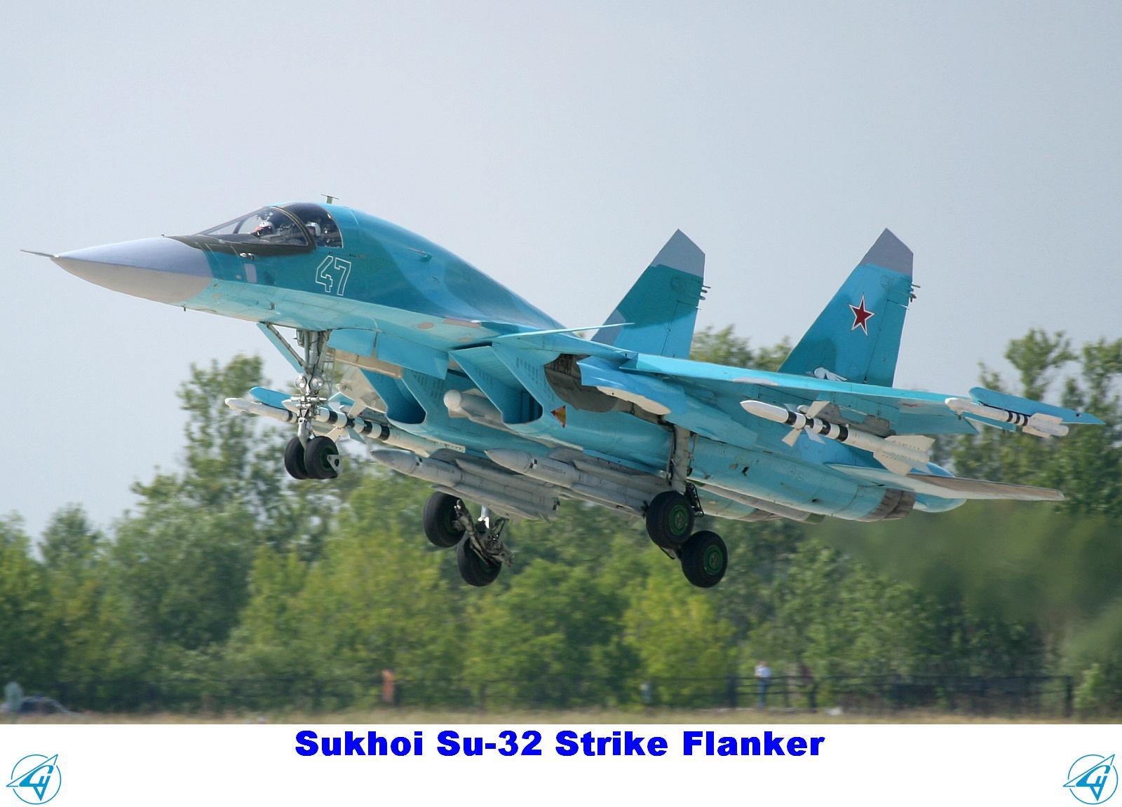 Sukhoi su 32 1