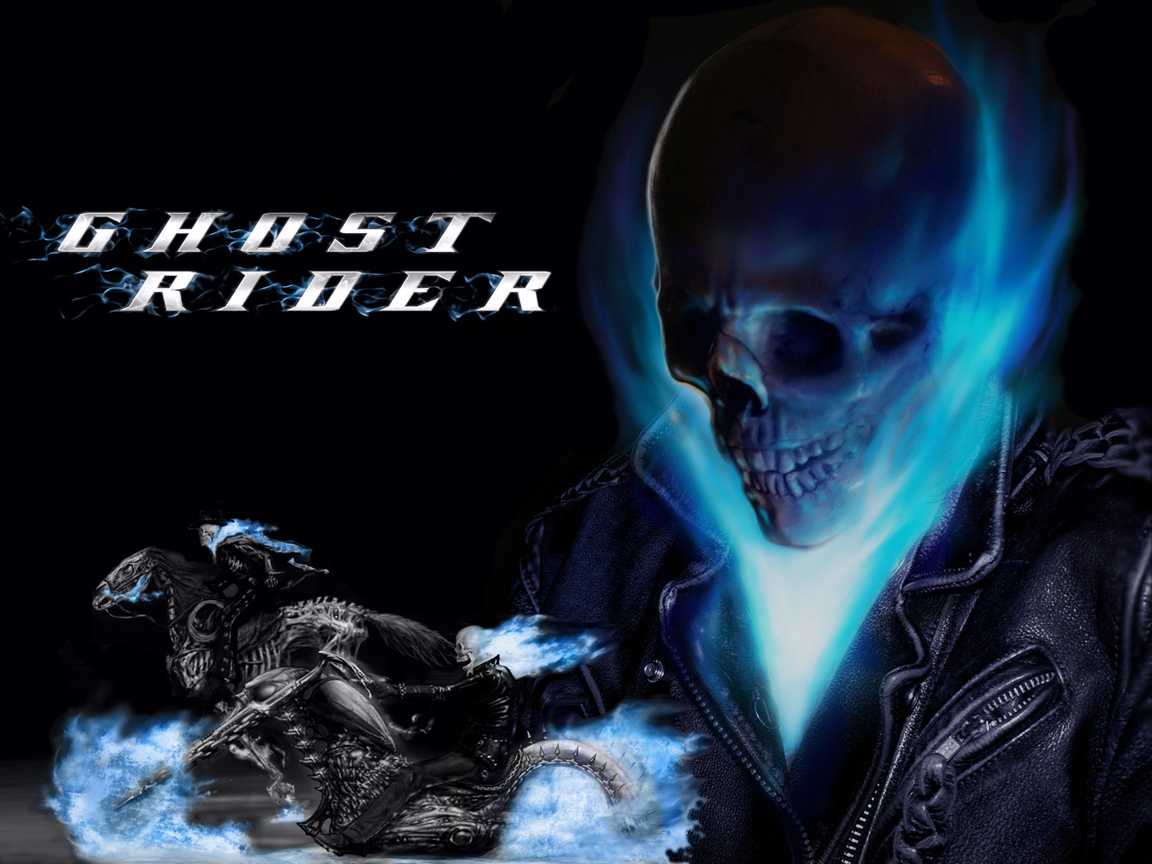 Ghost rider 1 wallpaper