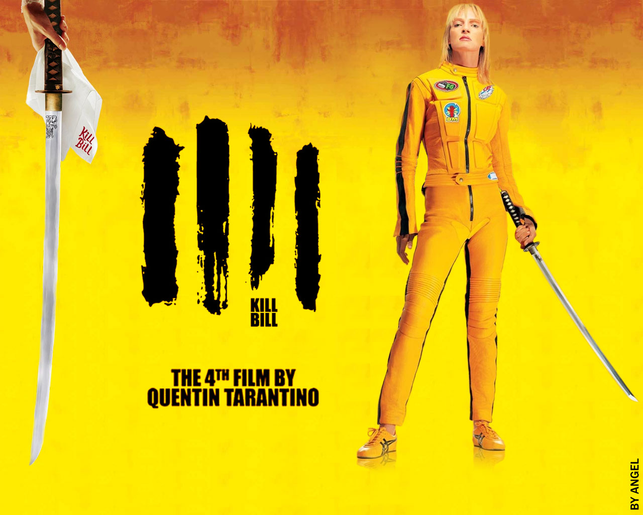 download movie killbill wallpaper - photo #7