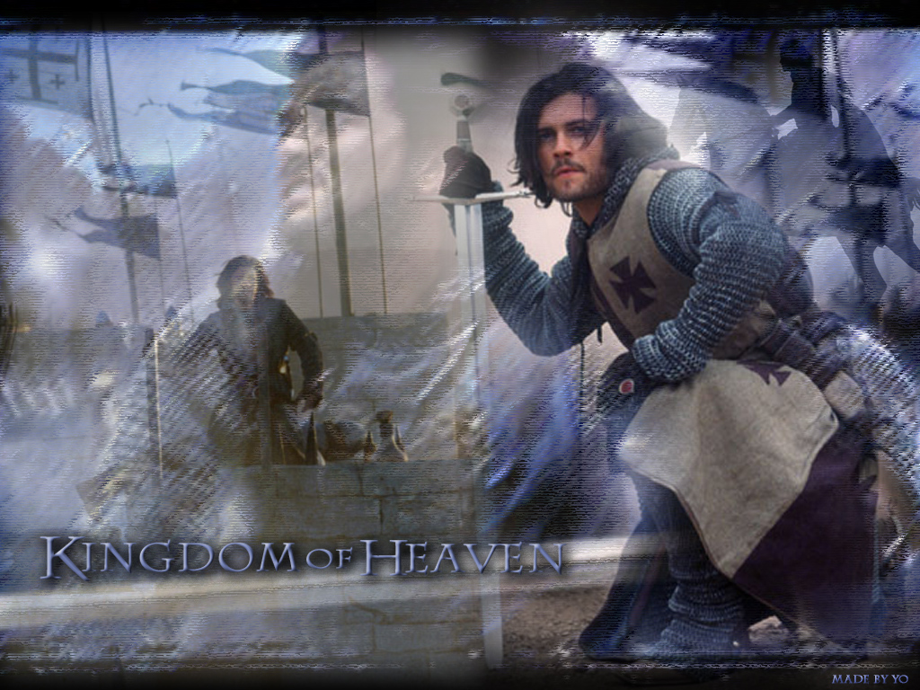 Kingdom of Heaven Movie Poster