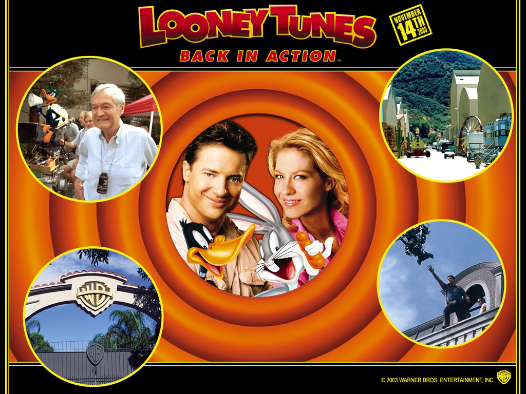 Looney tunes back in action 16 wallpaper