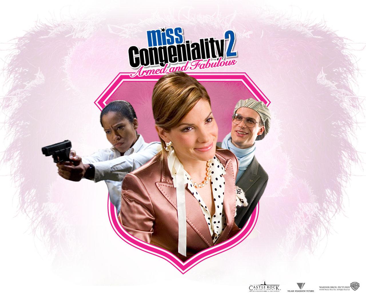 Miss congeniality 2 3