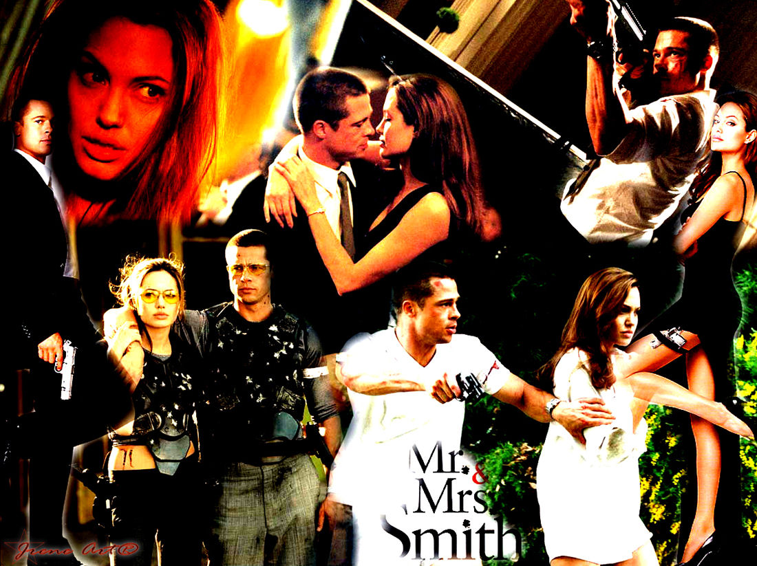 Mr and mrs smith 3