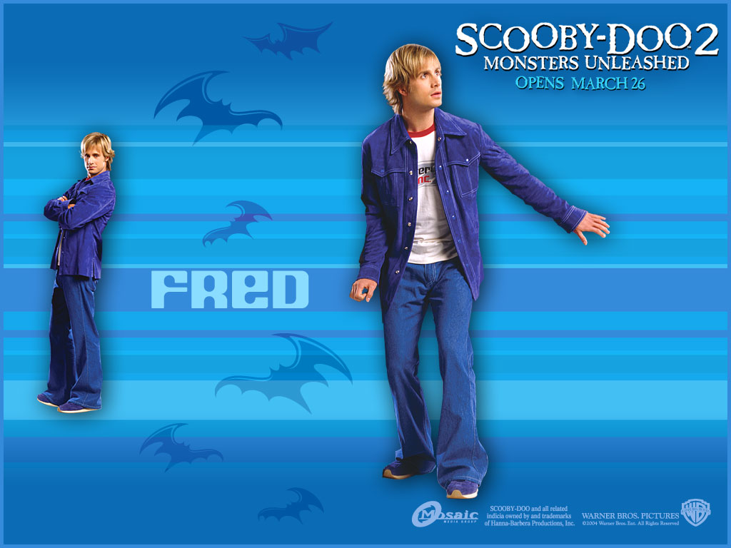 Scooby doo 2 3