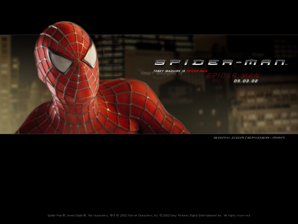 Spiderman 5 Wallpaper