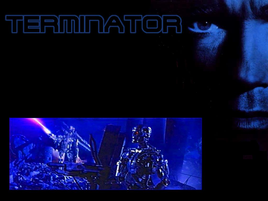 You are viewing the movie terminator wallpaper named Terminator 4.