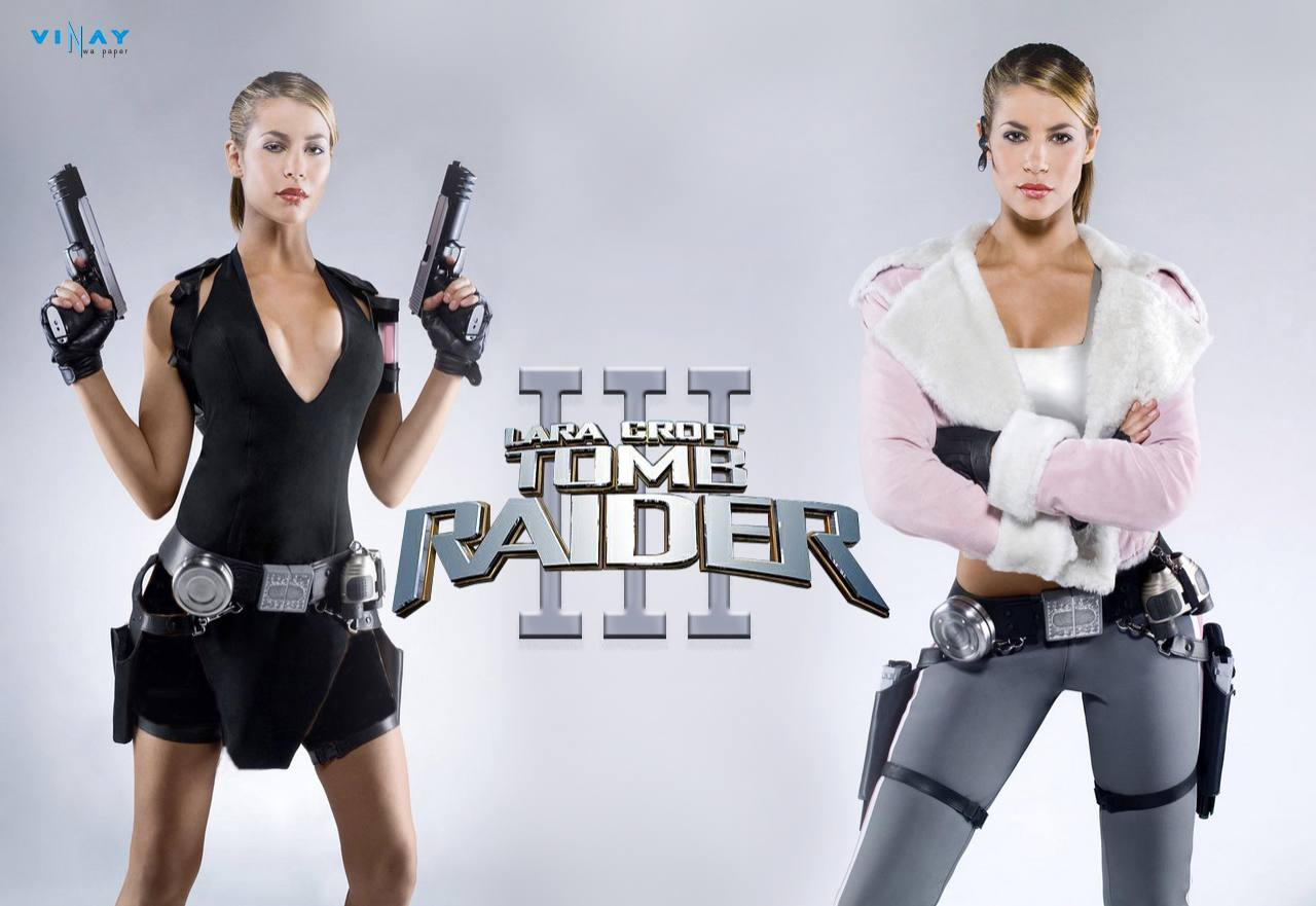 tomb raider 3 wallpaper. Black Bedroom Furniture Sets. Home Design Ideas