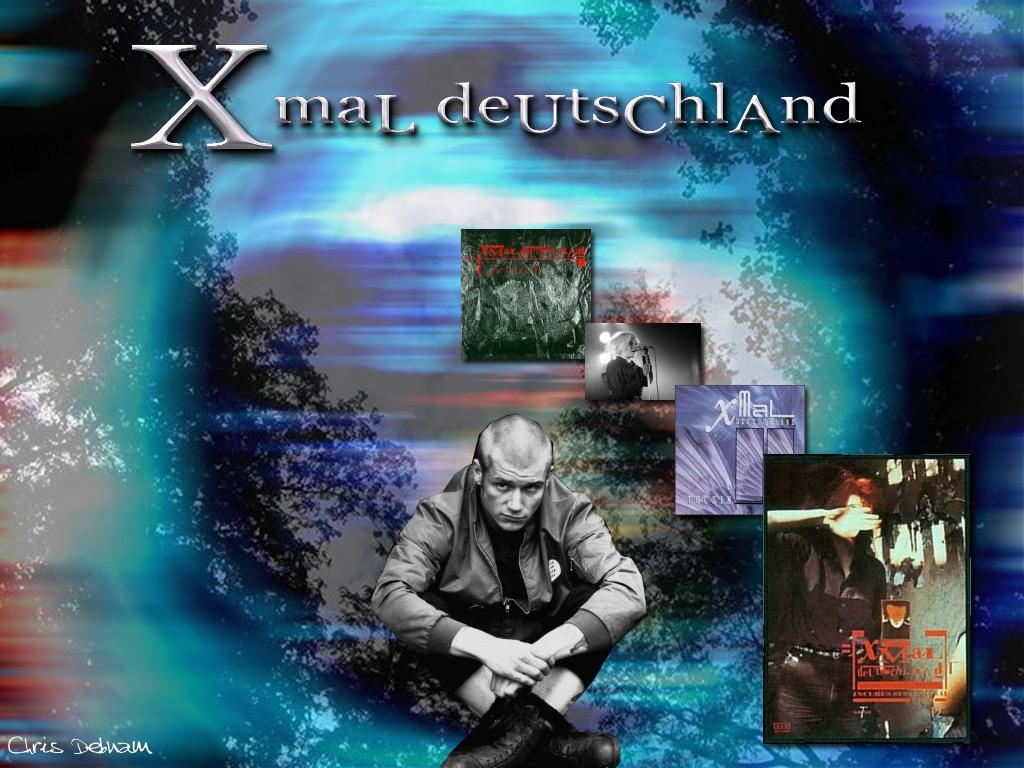 Xmal deutschland 1