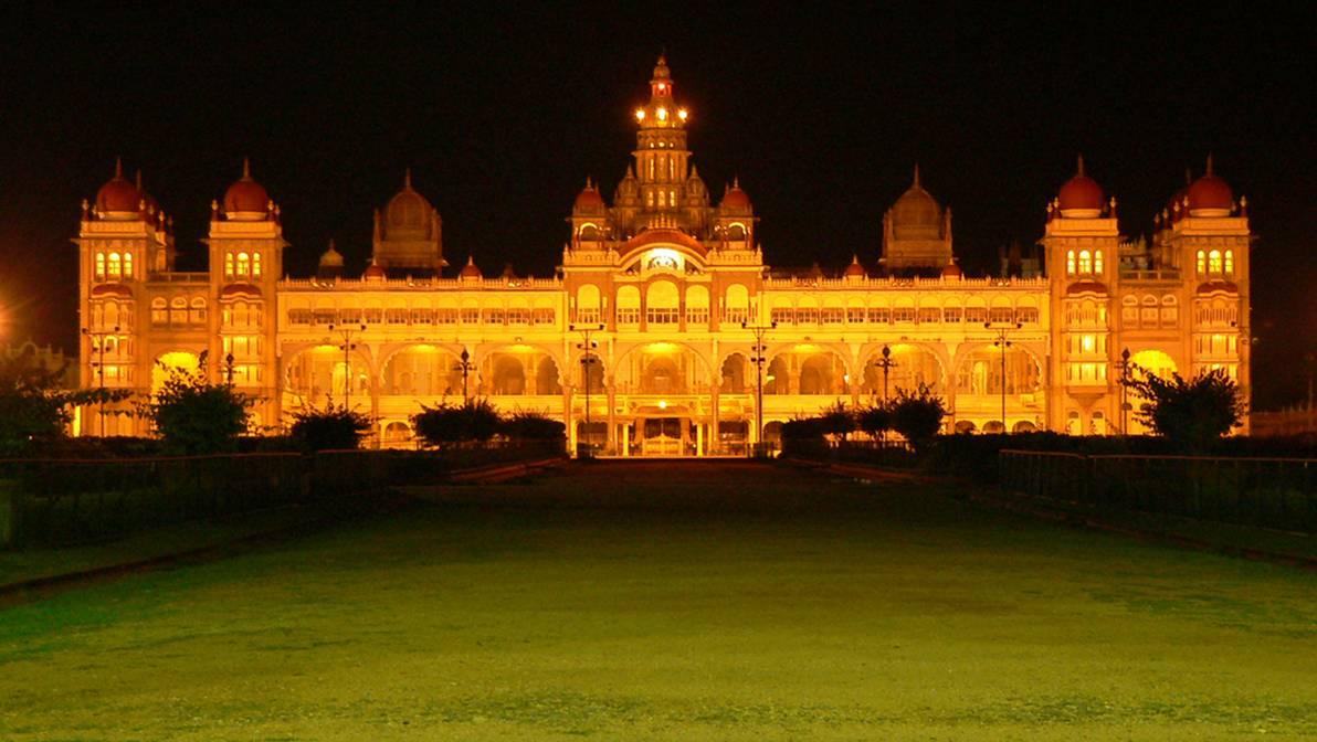 Mysore palace 1