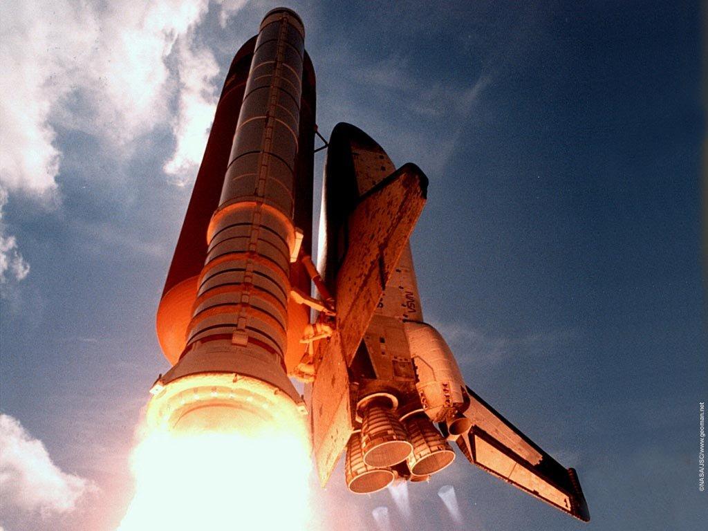 Space shuttle 11