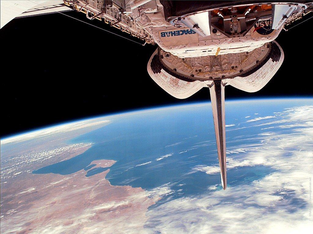 Space shuttle 12