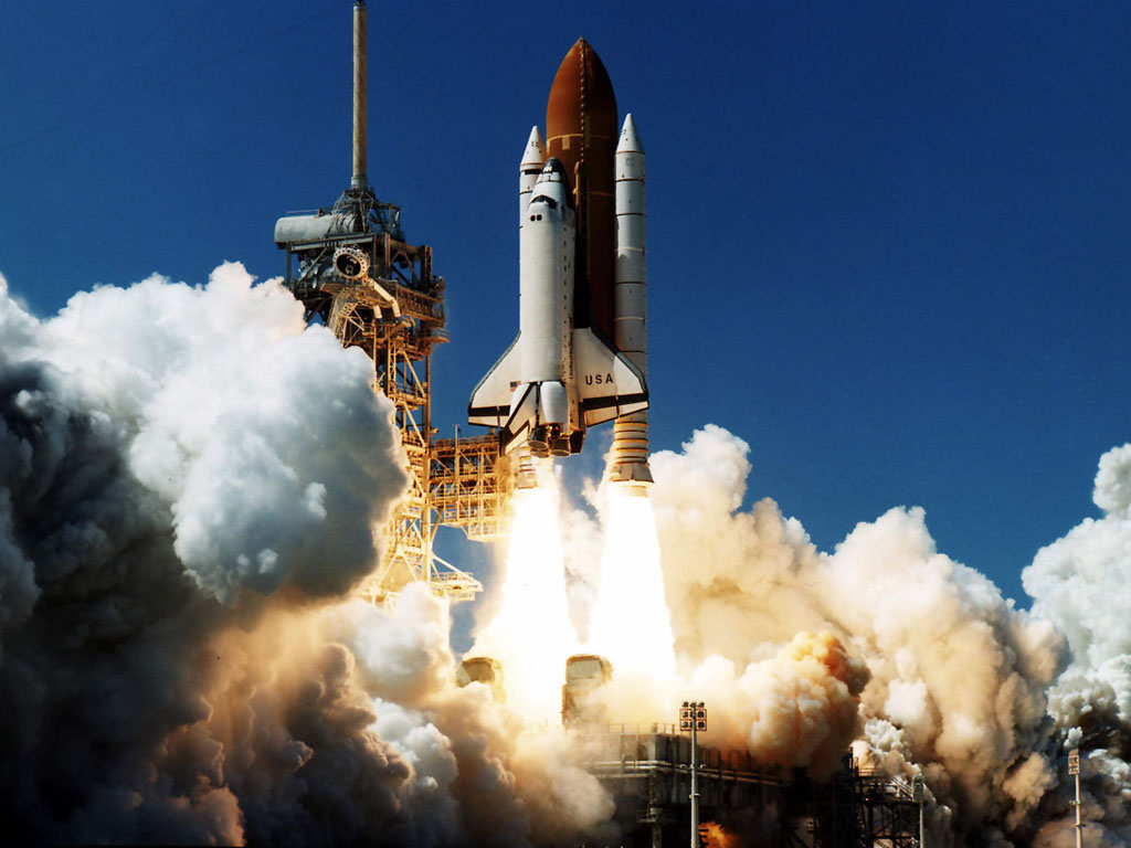 Space shuttle 7